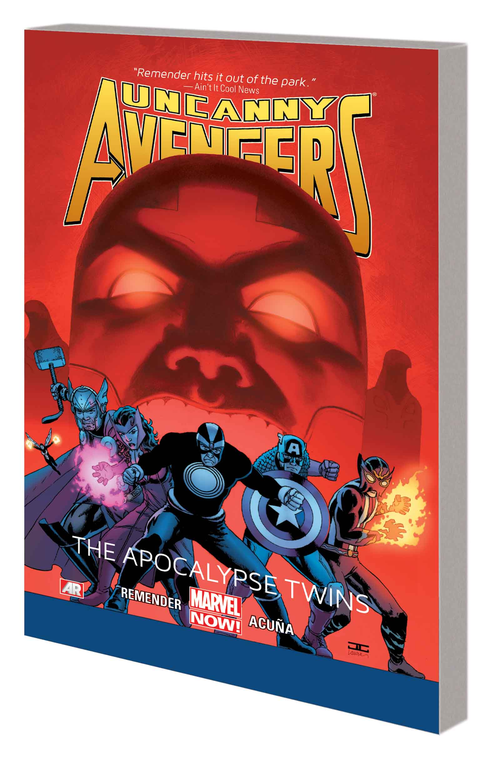 UNCANNY AVENGERS VOL. 2: THE APOCALYPSE TWINS TPB  (Trade Paperback)