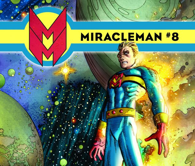 MIRACLEMAN 8 (POLYBAGGED)