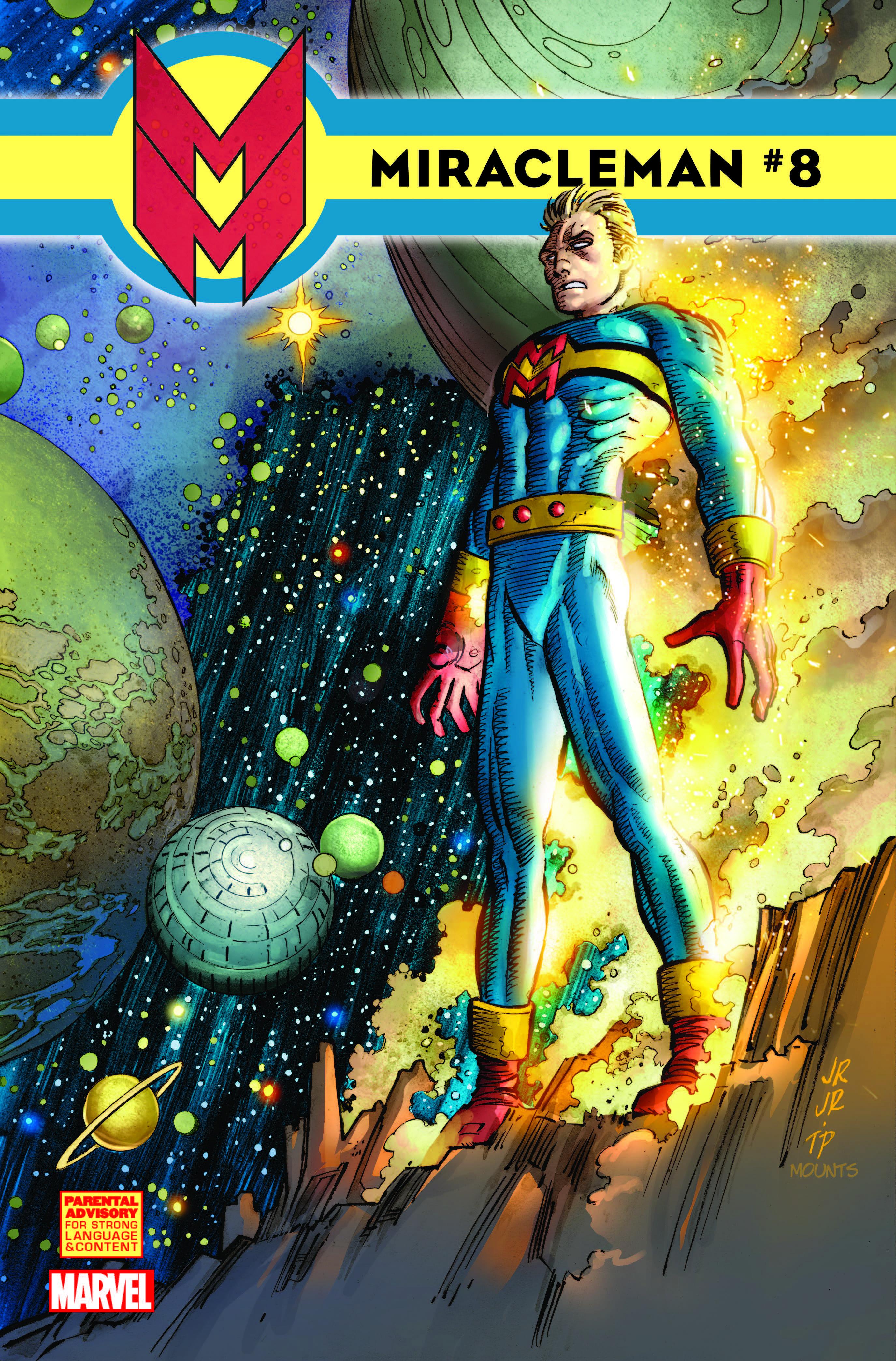 Miracleman (2014) #8
