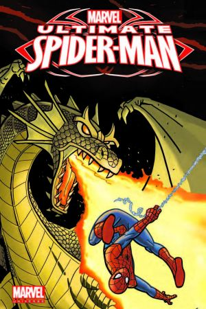 MARVEL UNIVERSE ULTIMATE SPIDER-MAN: GREAT POWER DIGEST (Digest)