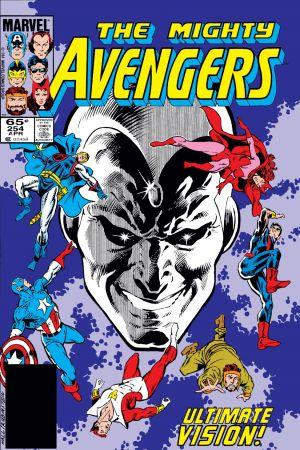 Avengers (1963) #254