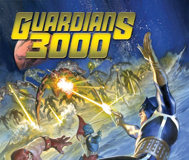 Guardians 3000 (2014) #3 (cover)