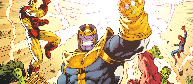 Thanos: The Mad Titan | Comics | Marvel com