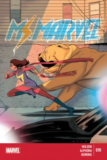 Ms. Marvel #10