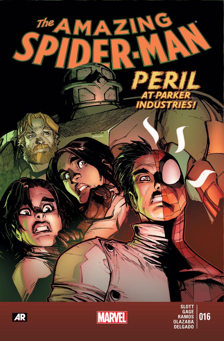 Amazing Spider-Man (2014) #16