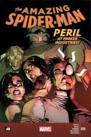 The Amazing Spider-Man (2014) #16