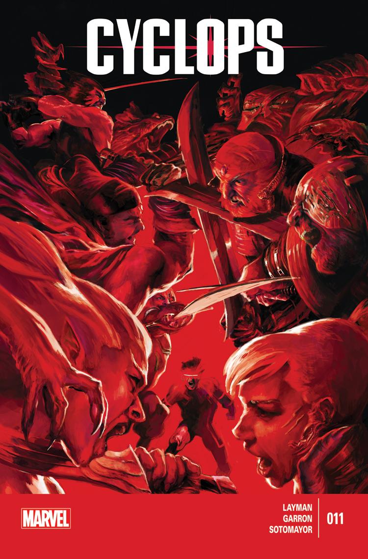 Cyclops (2014) #11