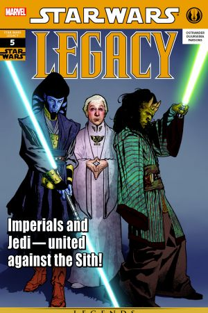 Star Wars: Legacy (2006) #5