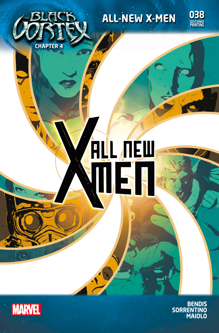 All-New X-Men (2012) #38 (Sorrentino 2nd Printing Variant)