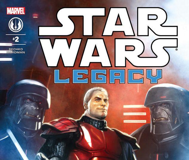 Star Wars: Legacy (2013) #2