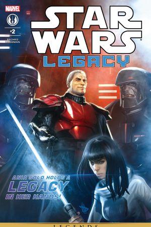 Star Wars: Legacy #2