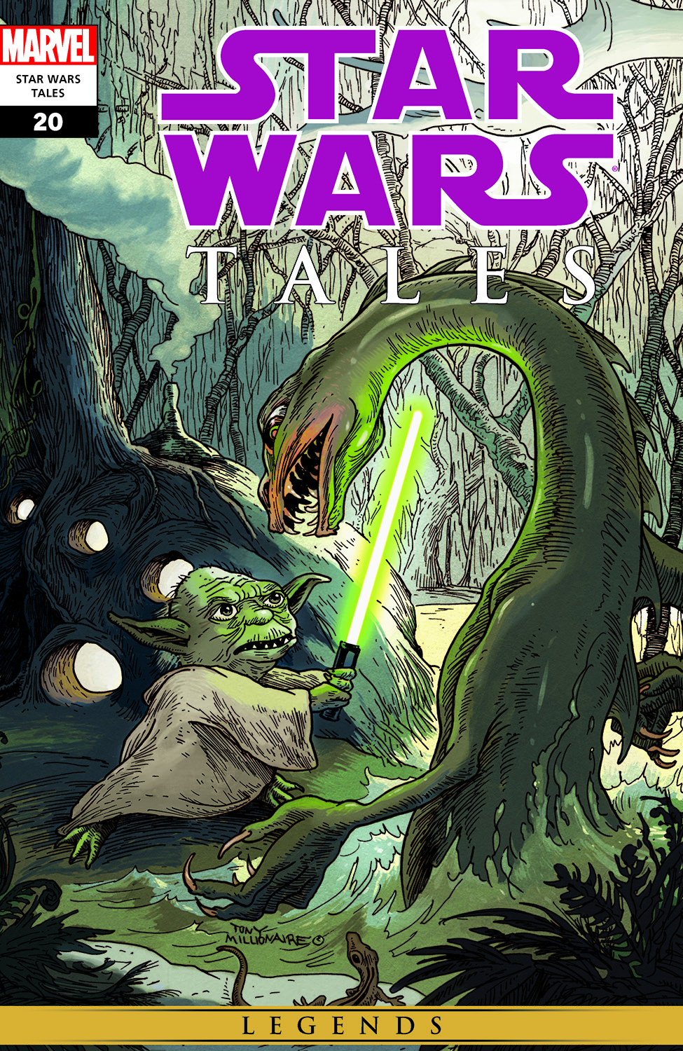 Star Wars Tales (1999) #20