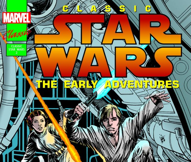 Classic Star Wars: The Early Adventures (1994) #2