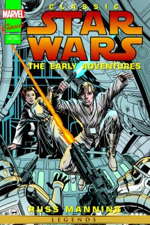 Classic Star Wars: The Early Adventures #2