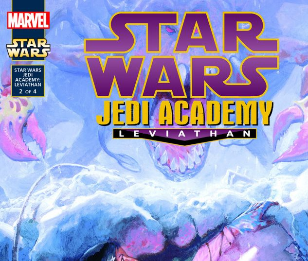 Star Wars: Jedi Academy - Leviathan (1998) #2