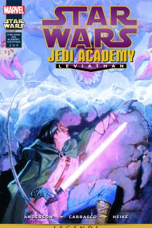 Star Wars: Jedi Academy - Leviathan #2