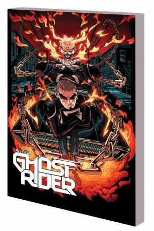 All-New Ghost Rider Vol. 2: Legend (Trade Paperback)