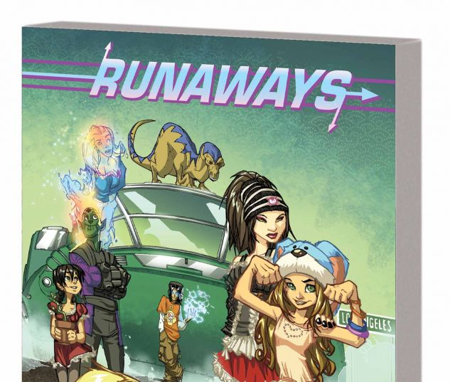 RUNAWAYS: THE COMPLETE COLLECTION VOL. 4 TPB