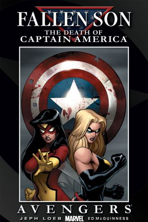 Fallen Son: The Death of Captain America (2007) #2