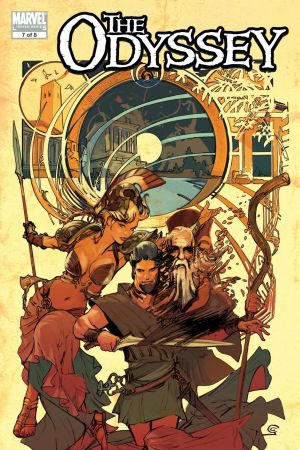 Marvel Illustrated: The Odyssey #7