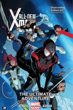 All-New X-Men Vol. 6: The Ultimate Adventure (Hardcover)