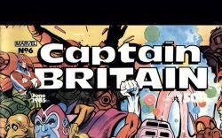 Captain Britain (1985) #6