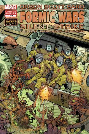 Formic Wars: Silent Strike #1