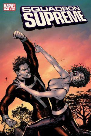 Squadron Supreme (2006) #3