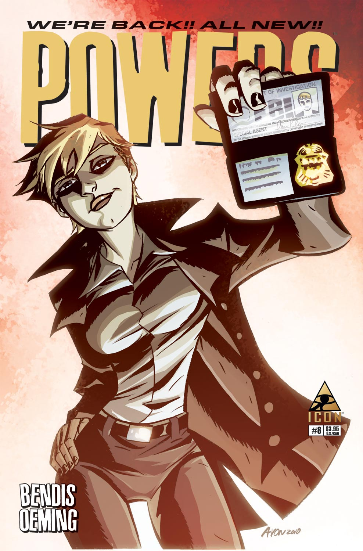Powers (2009) #8