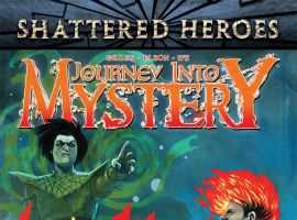 JOURNEY INTO MYSTERY (2011) #635 Cover