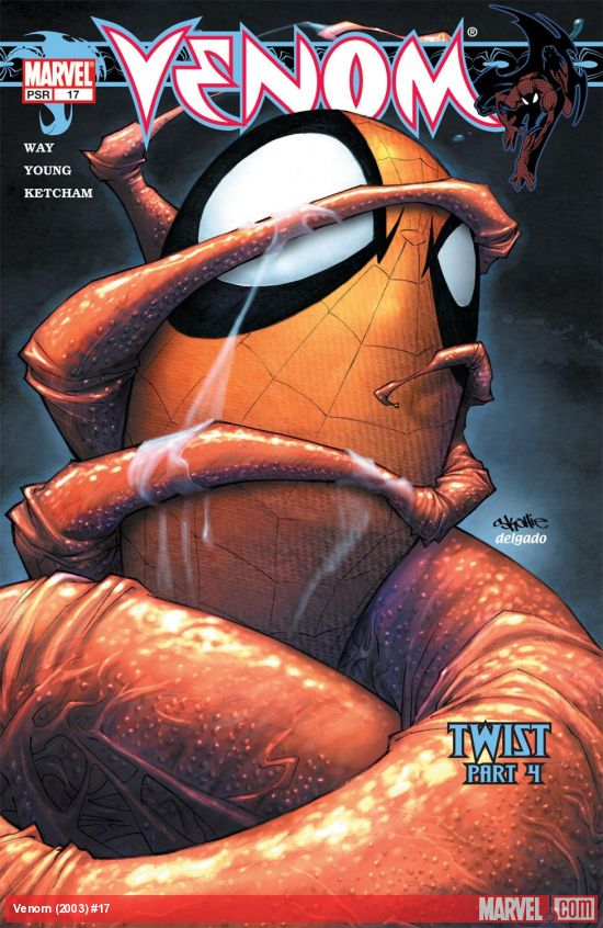 Venom (2003) #17