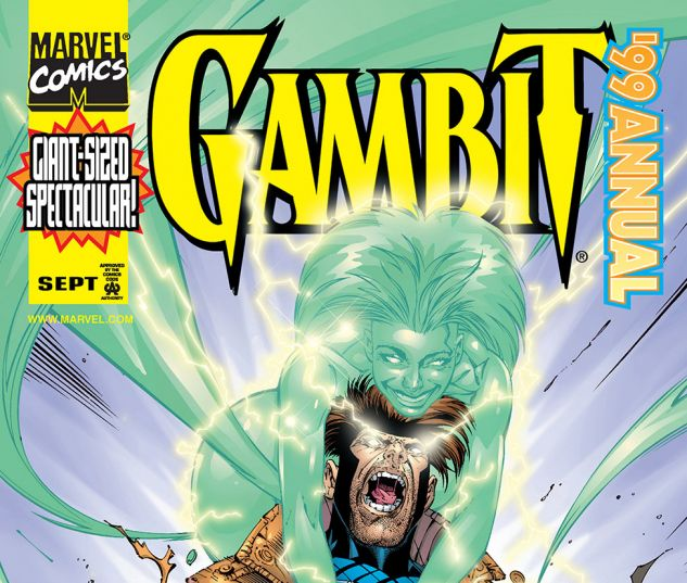 Gambit Annual (1999)