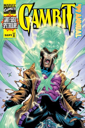 Gambit Annual  #1