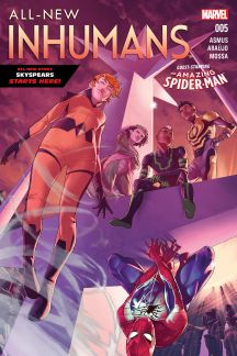 All-New Inhumans #5