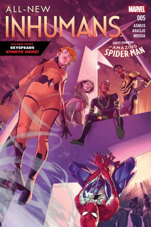 All-New Inhumans (2015) #5