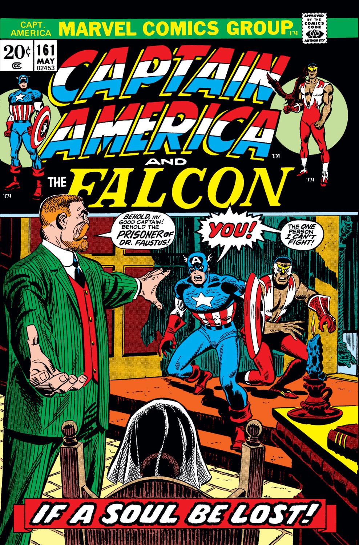 Captain America (1968) #161