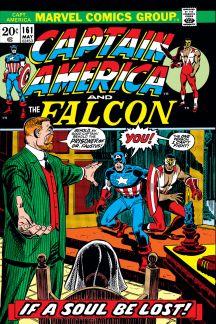 Captain America #161