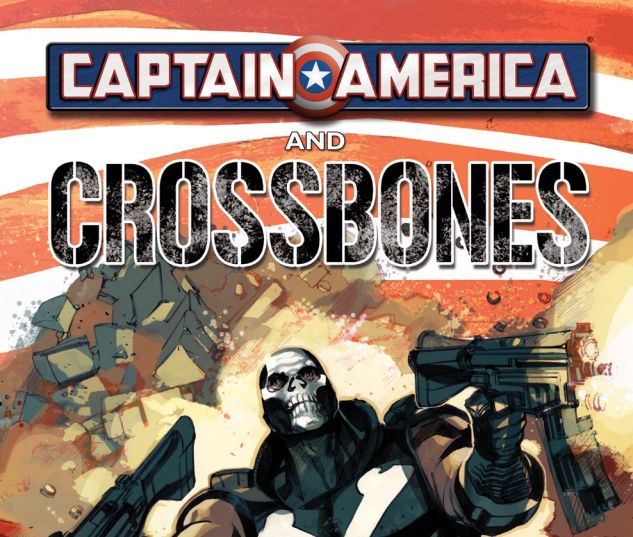 CAPTAIN AMERICA AND CROSSBONES (2010) #1 Cover