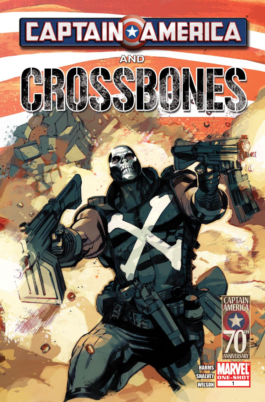 CAPTAIN AMERICA AND CROSSBONES 1 (2010) #1