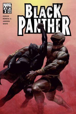 Black Panther (2005) #2
