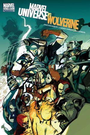 Marvel Universe Vs. Wolverine #2