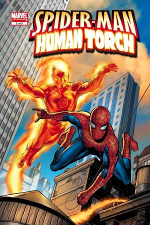 Spider-Man/Human Torch #5