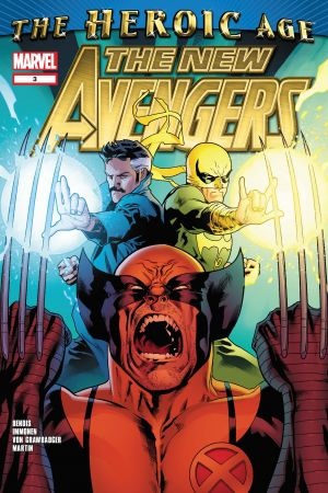 New Avengers  #3