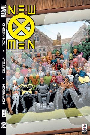 New X-Men (2001) #126
