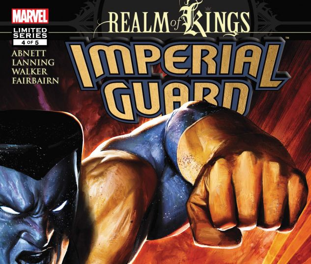 Realm of Kings: Imperial Guard (2009) #4
