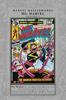 MARVEL MASTERWORKS: MS. MARVEL VOL. 2 (Hardcover)