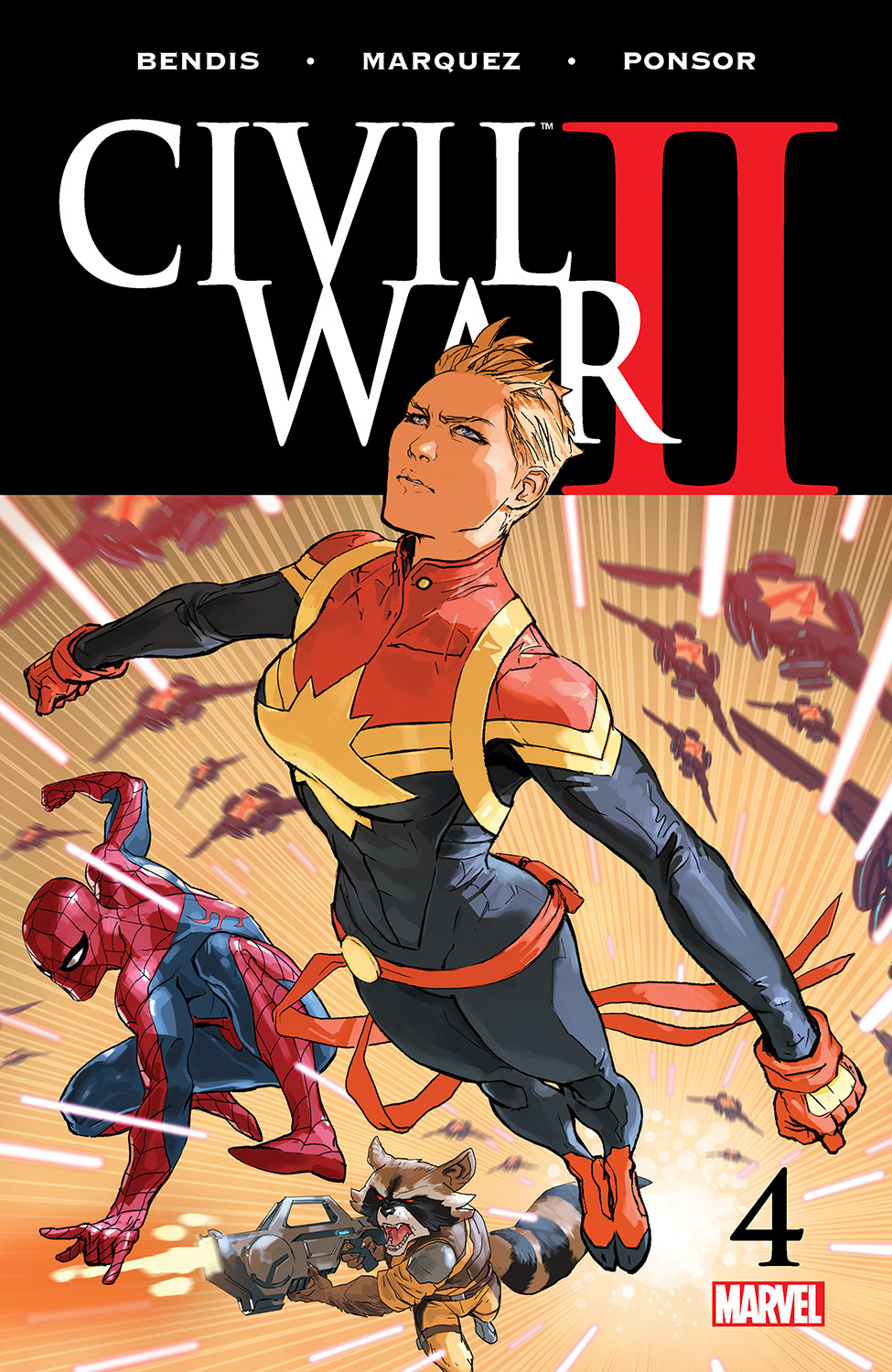 Civil War II (2016) #4