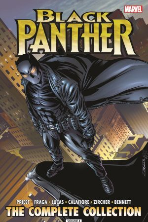 Black Panther by Christopher Priest: The Complete Collection Vol. 4 (Trade Paperback)