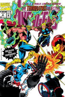 Avengers: The Terminatrix Objective #2