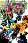 Avengers: The Terminatrix Objective (1993) #2